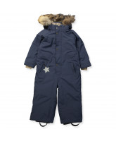 Wanni snowsuit with fur