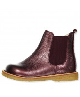 Bordeaux winter boots
