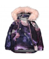 Hopla winter jacket with fur