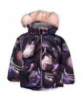Cathy winter jacket with fur