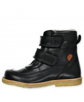 Black tex winter boots