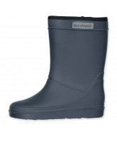 Navy thermo boots