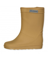 Yellow thermo boots