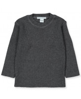 Dark grey wool sweater