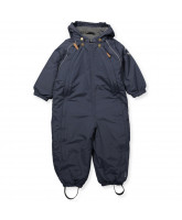Navy snowsuit