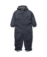 Navy snow suit