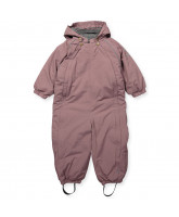 Rose snow suit