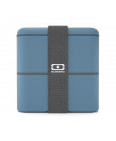 MB Square lunch box - Denim