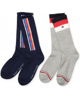 2 pack navy socks