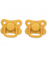 2 pack golden mustard dummies +6 months