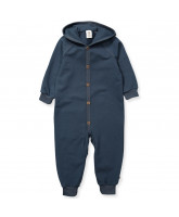 Organic sweat playsuit