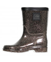Bronze winter wellies