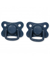 2 pack dark blue dummies +6 months