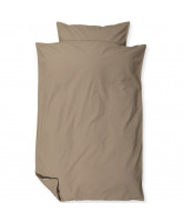Taupe bedwear