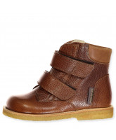 Brown tex winter boots