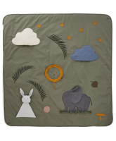Organic Glenn activity blanket