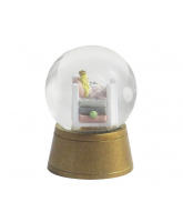 Mini snowglobe - Princess and the pea