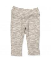Organic beige leggings