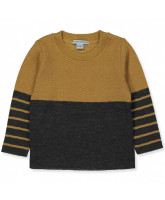 Mustard wool sweater