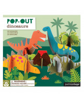 Pop-Out - dinosaurs