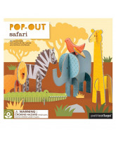 Pop-Out - safari