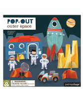 Pop-out - space