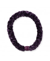 Kknekki velvet hair elastic - purple