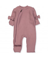 Una wool fleece suit