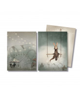 2 pack Tivoli & Swing cards