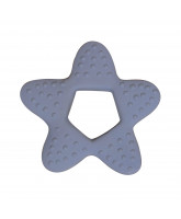Powder blue teether