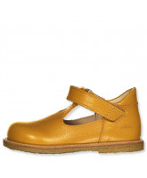 Yellow Mary Janes