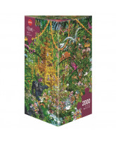 Deep Jungle puzzle - 2000 pcs