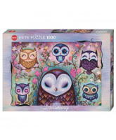Puzzle Great Big Owl - 1000 pcs