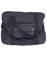 Darkest blue nursing bag