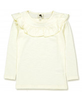 Cream LS t-shirt