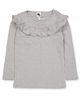 Paloma grey LS t-shirt