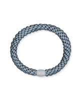 Kknekki hair elastic - greyblue