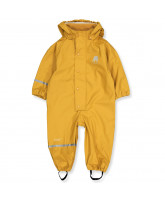 Yellow PU rainsuit