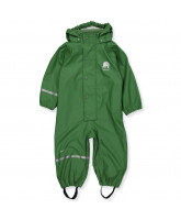 Green PU rainsuit