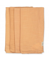 Organic 4 pack Ada muslin cloths