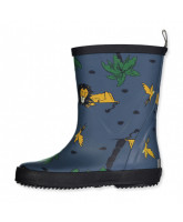 Ice blue wellies