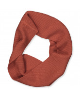 Terracotta tube scarf