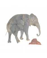 Wall sticker - elephant