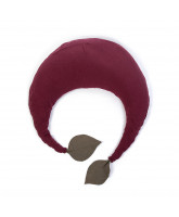 Organic plum nursing pillow