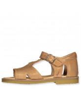 Latte sandals