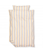 Organic striped bedwear