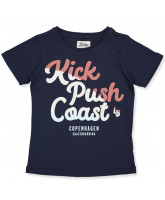 Organic Kick push coast t-shirt