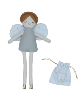 Organic Tooth Fairy doll