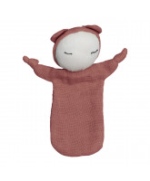 Organic Clay doll