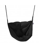 Black Moonboat hanging chair